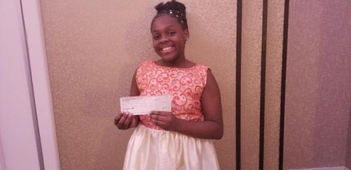 Chidera Ibenyenwa (1st Place - Atlanta)