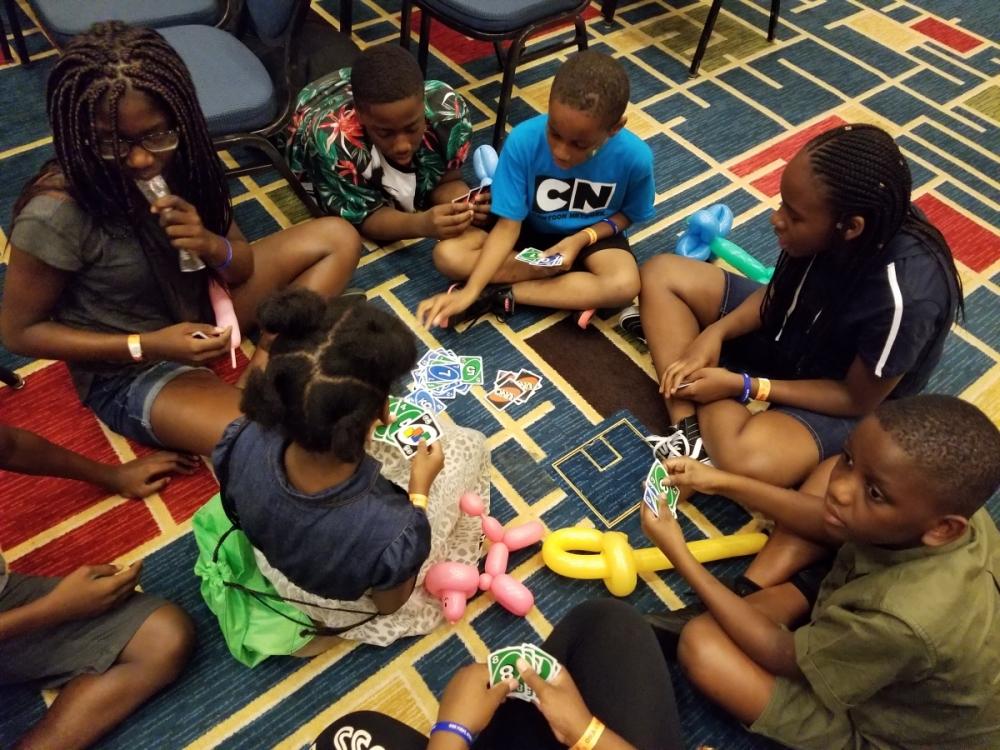 2018 ORAUSA Youth Program